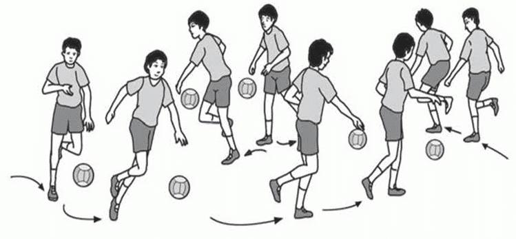 Bola Basket Teknik Menggiring Bola Basket Yang Benar Dan Juga Fungsinya Penjaskes Co Id