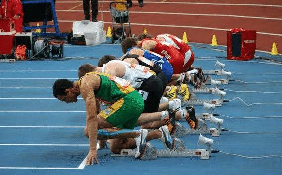 Start Jongkok │ 4 Macam Start Jongkok dalam Atletik ...