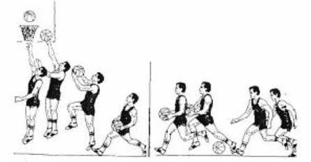 Jump Shoot Bola Basket Cara Melakukan Jump Shoot Pada Olahraga Bola Basket Penjaskes Co Id