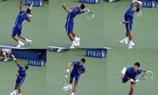 √ Pengertian dan Cara Melakukan Pukulan Voli Dalam Permainan Tenis Lapangan  Lengkap   Penjaskes.Co.Id