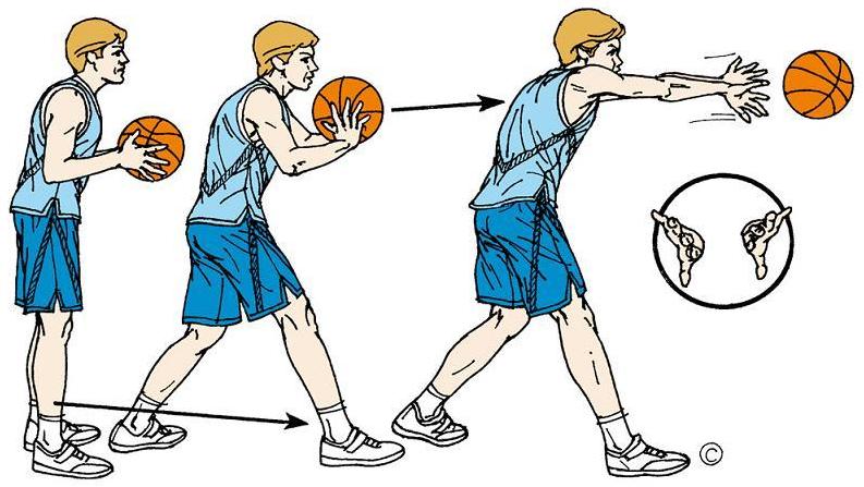5 Cara Melempar Bola Basket Yang Baik Dan Benar Penjaskes Co Id
